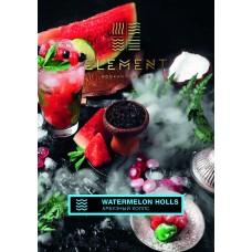 Тютюн Element Вода Watermelon Holls (Кавуновий Холс) - 100 грам