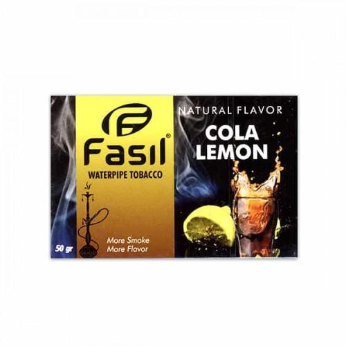 Табак Fasil Cola Lemon (Кола Лимон) - 50 грамм