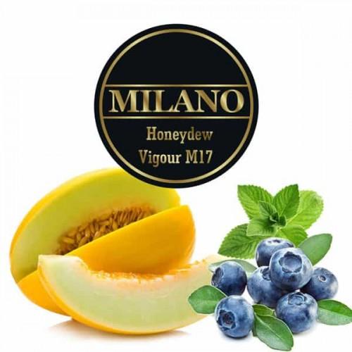 Тютюн Milano Honeydew Vigour M17 (Мускатна Диня і М'ята) - 100 грам