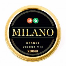 Tobacco Milano Orange Vigour M18 (Mint Orange) - 200 grams