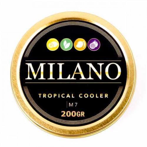 Табак Milano Tropical Cooler M7 (Тропическая Прохлада) - 200 грамм