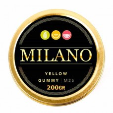 Tobacco Milano Yellow Gummy M25 (Yellow Bears) - 200 grams