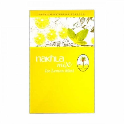 Тютюн Nakhla Mix Ice Lemon Mint (Лід Лимон М'ята) - 50 грам