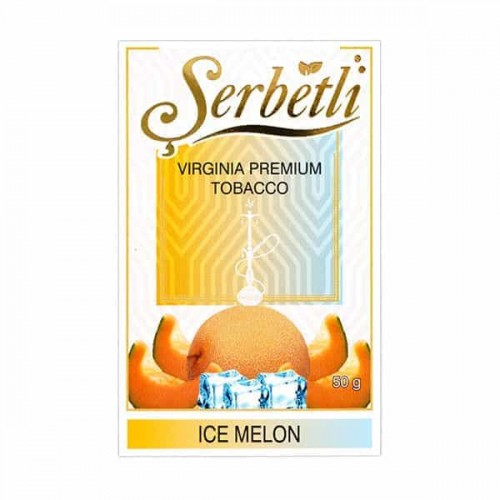 Табак Serbetli Ice Melon (Лед Дыня) - 50 грамм
