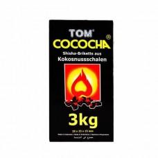 Уголь кокосовый Tom Cococha C-15 3кг