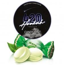 Табак 420 Dark Line Candy Mint (Мятный Леденец) - 250 грамм