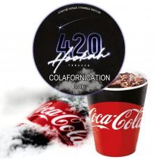 Табак 420 Dark Line Colafornication (Колафорникейшн) - 250 грамм