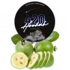 Табак 420 Dark Line Feijoa (Фейхоа) - 250 грамм
