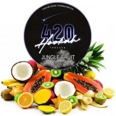 Табак 420 Dark Line Jungle Fruit (Мультифрукт) - 250 грамм