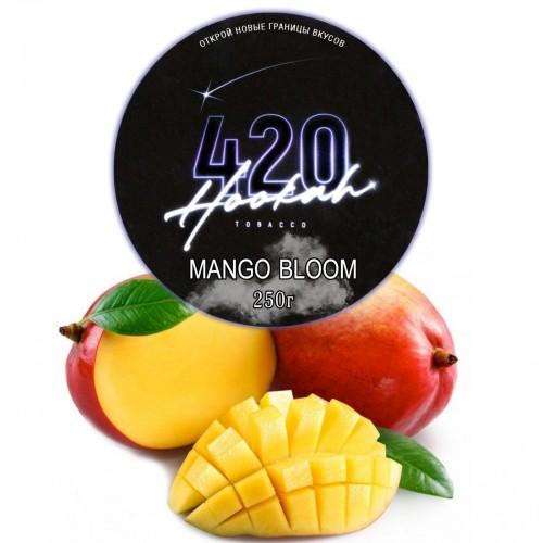 Табак 420 Dark Line Mango Bloom (Взрывное Манго) - 250 грамм