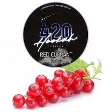 Табак 420 Dark Line Red Currant (Красная Смородина) - 250 грамм