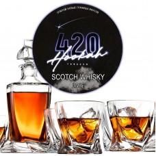 Табак 420 Dark Line Scotch Whisky (Виски) - 250 грамм