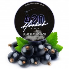 Табак 420 Dark Line Black Currant (Черная Смородина) - 25 грамм