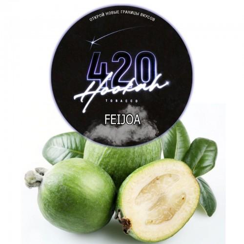 Табак 420 Dark Line Feijoa (Фейхоа) - 25 грамм