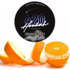 Табак 420 Dark Line Orange Zest (Апельсин Зест) - 25 грамм
