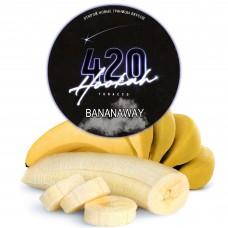 Табак 420 Dark Line Bananaway (Банан) - 100 грамм
