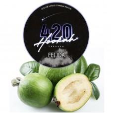 Табак 420 Dark Line Feijoa (Фейхоа) - 100 грамм