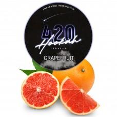 Тютюн 420 Dark Line Grapefruit (Рожевий Грейпфрут) - 125 грам