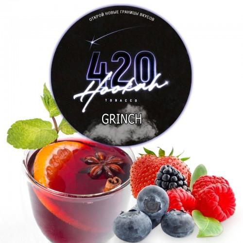 Табак 420 Dark Line Grinch (Гринч) - 100 грамм