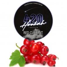 Табак 420 Dark Line Red Currant (Красная Смородина) - 100 грамм