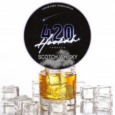 Табак 420 Dark Line Scotch Whisky (Виски) - 100 грамм