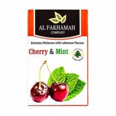 Табак Al Fakhamah Вишня Мята - 50 грамм