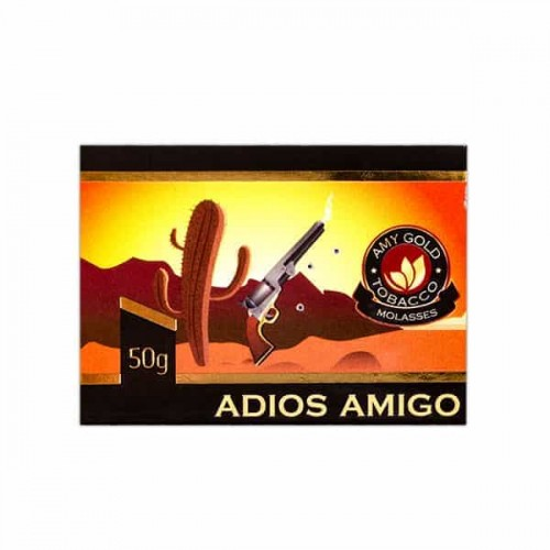 Табак AMY Gold Adios Amigo (Адиос Амиго) - 50 грамм