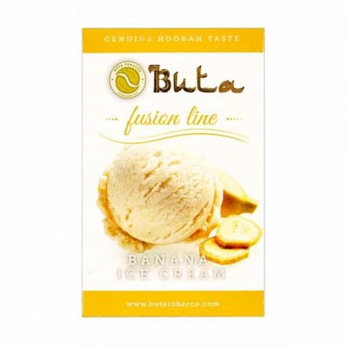 Табак Buta Fusion Line Banana Ice Cream (Банановое Мороженое) - 50 грамм