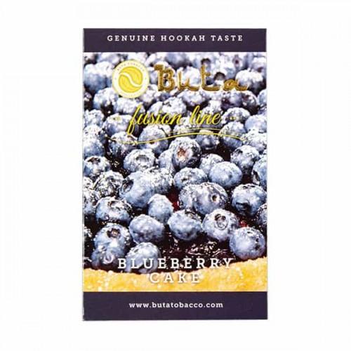 Табак Buta Fusion Line Blueberry Cake (Черничный Пирог) - 50 грамм