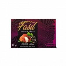 Tobacco Fasil Lychee Acai (Lychee Asai) - 50 grams