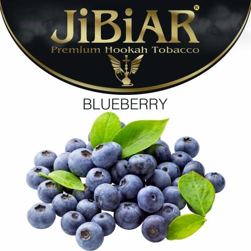 Табак Jibiar Blueberry (Черника) - 100 грамм