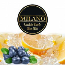 Tobacco Milano Absolute Bloody Blue M10 (Absolutely Blue) - 100 grams