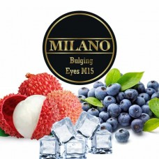 Tobacco Milano Bulging Eyes M15 (Burning Eyes) - 100 grams