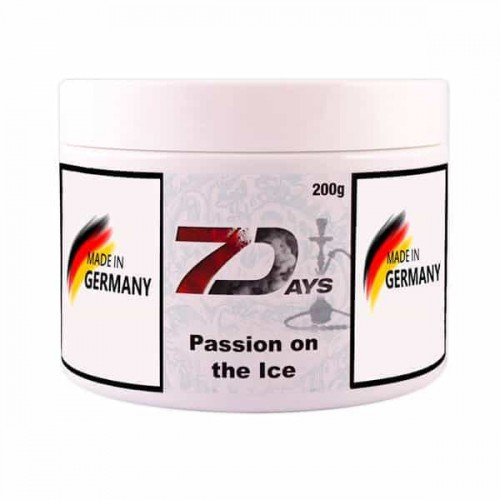 Табак 7Days Passion on the ice (Страсть на Льду) - 200 грамм