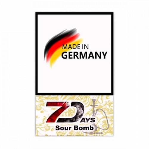 Табак 7Days Sour Bomb (Кислая Бомба) - 50 грамм