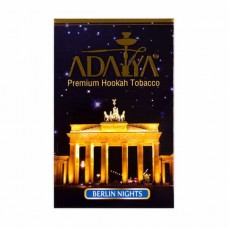 Tobacco Adalya Berlin Nights (Berlin Night) - 50 grams