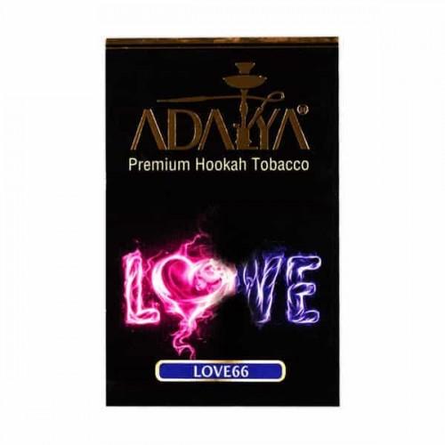 Tobacco Adalya Love 66 (Love 66) - 50 grams