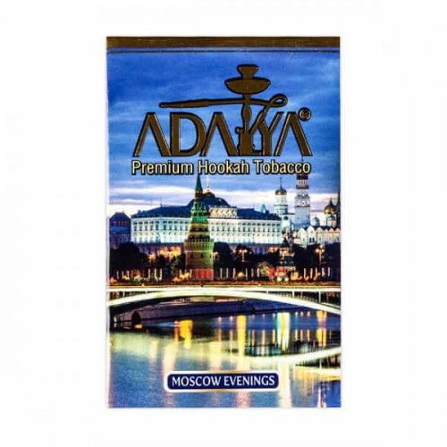 Tobacco Adalya Moscow Evenings (Moscow Evenings) - 50 grams