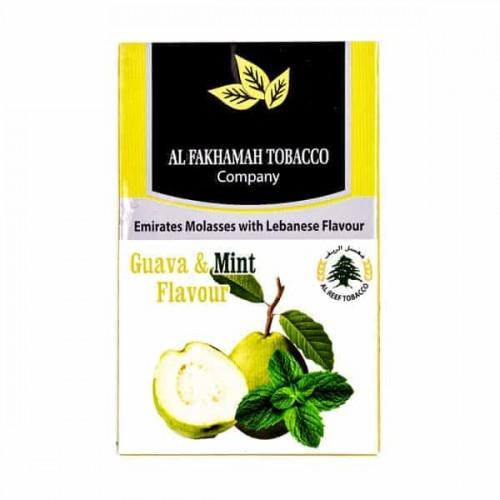 Табак Al Fakhamah Гуава Мята- 50 грамм
