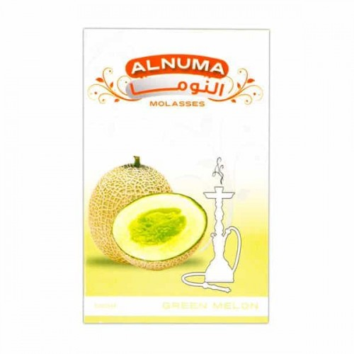 Тютюн Alnuma Green Melon (Зелена Диня) - 50 грам
