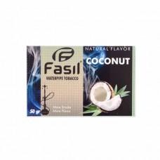 Тютюн Fasil Coconut (Кокос) - 50 грам