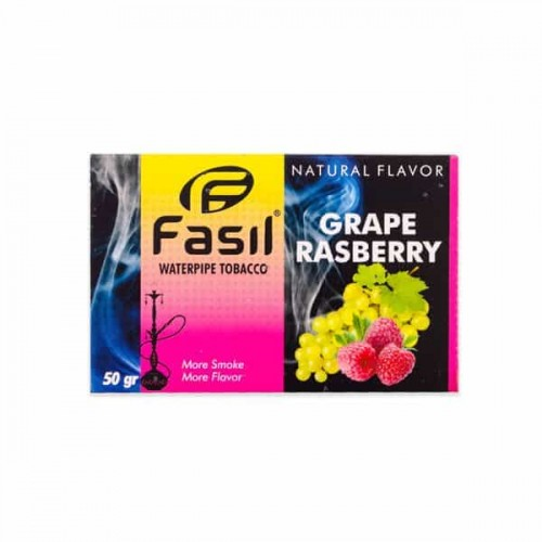 Табак Fasil Grape Rasberry (Виноград Малина) - 50 грамм
