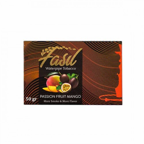 Табак Fasil Passion Fruit Mango (Маракуйя Манго) - 50 грамм