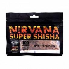 Табак Nirvana Apple Explosion (Взрывное яблоко) - 100 грамм