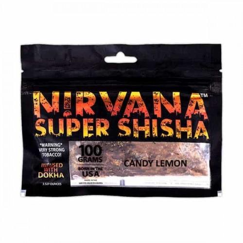 Табак Nirvana Candy Lemon (Лимонная Конфета) - 100 грамм