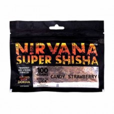 Tobacco Nirvana Candy Strawberry (Strawberry Candy) - 100 grams