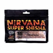Табак Nirvana Head Rush (Головокружение) - 100 грамм