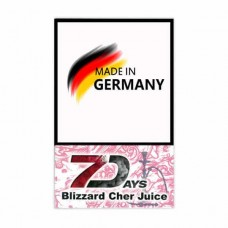 Табак 7Days Blizzard Cher Juice (Сочная Вишневая Пурга) - 50 грамм