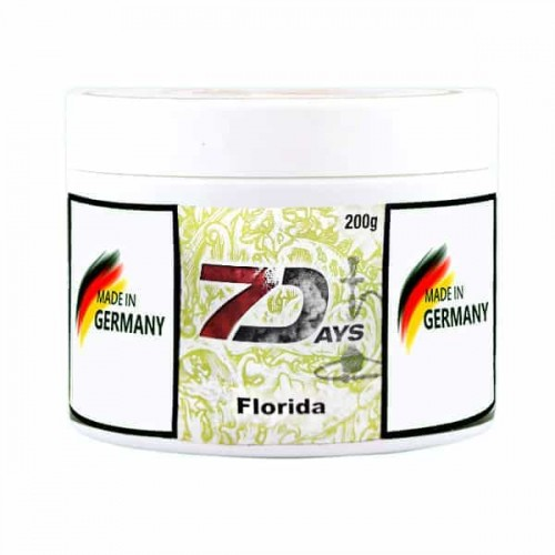 Табак 7Days Florida (Флорида) - 200 грамм