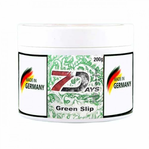 Табак 7Days Green Slip (Зеленый Лист) - 200 грамм